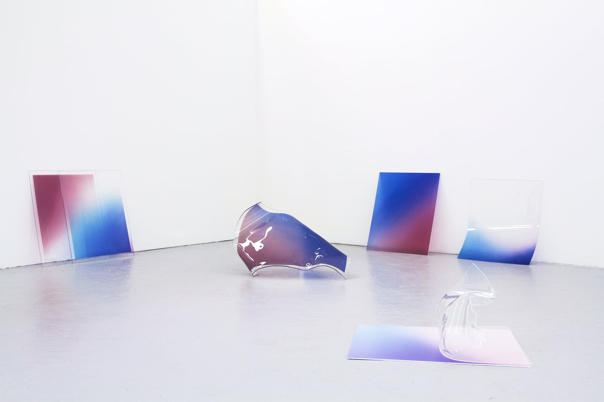 SZILVIA BOLLA Photo objects I. / Rose Quartz & Serenity