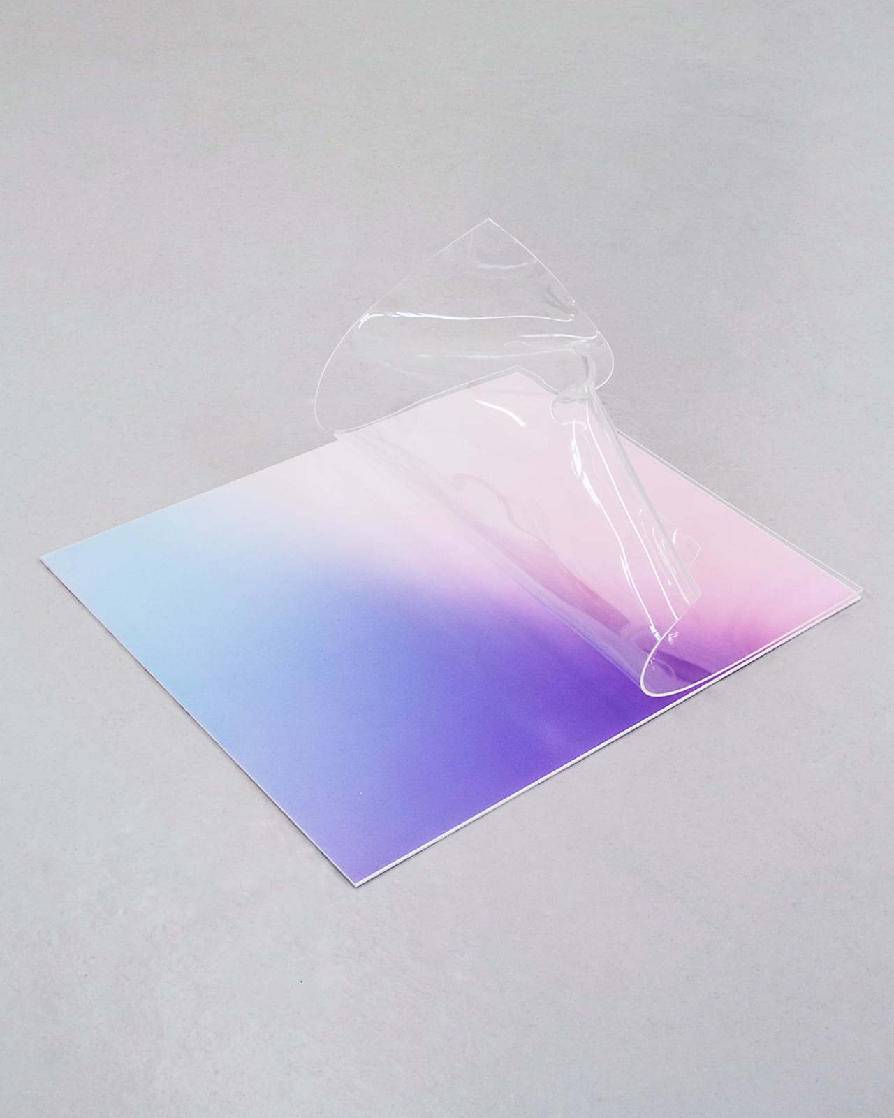 SZILVIA BOLLA Photo objects I. / Rose Quartz & Serenity